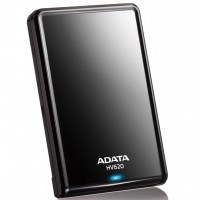 Внешний винчестер ADATA AHV620-500GU3-CBK