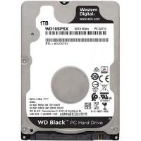 "Жорсткий диск для ноутбука 2.5"" 1TB WD (WD10SPSX 7200 об/мин, 64 MB, SATA III, WD Black)"