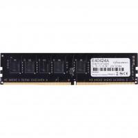 Модуль памяти Exceleram DDR4 4GB 2400MHz PC4-19200