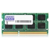 Модуль пам'яті SODIMM GoodRam DDR-III 4Gb 1600MHz PC3-12800 (GR1600S364L11S/4G, CL11, 1.5V)