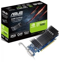 Відеокарта ASUS GeForce GT1030 2048Mb Silent GT1030-SL-2G-BRK