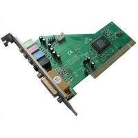 Звуковая плата Atcom 10715, PCI, 4 канала