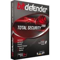 Антивирус BitDefender 2008 1 PC