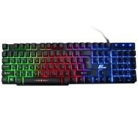 Клавіатура Frime Firefly USB FLK18100