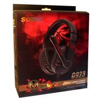 Навушники Somic G923 Black