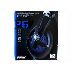 Наушники Somic P6 Black
