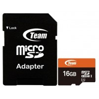 MicroSD card Team Group 16GB TUSDH16GUHS03