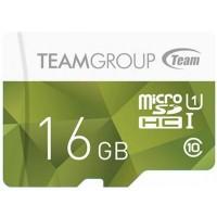 MicroSD card Team 16Gb microSDHS UHS-I, TCUSDH16GUHS02