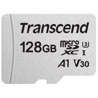 Карта пам'яті Transcend 128GB microSDXC class 10 UHS-I U3 TS128GUSD300S-A