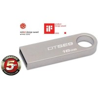 USB флеш накопичувач Kingston 16Gb DataTraveler SE9 DTSE9H/16GB