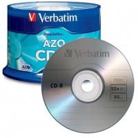 Компакт-диск CD-R Verbatim