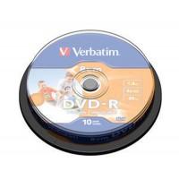 Компакт-диск DVD-R Verbatim