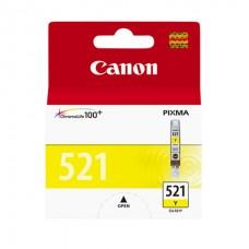 Оригинальный картридж Canon CLI-521Y