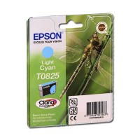 Оригинальный картридж Epson Stylus Photo R270, Light Cyan, C13T08254A / T11254A