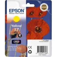 Оригинальный картридж Epson XP103/203, Yellow