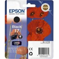 Оригинальный картридж Epson XP103/ 203/ 207, Black