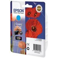 Оригинальный картридж Epson XP103/ 203/ 207, Cyan