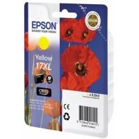 Оригинальный картридж Epson XP103/ 203/ 207, Yellow