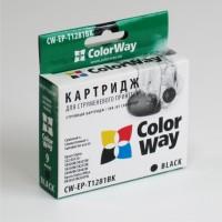 Совместимый картридж ColorWay, Epson St. S22/ SX125/ 130, Black