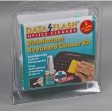 Чистящий набор для клавиатур дезинфицирующие DataFlash 1750