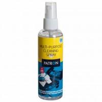 Спрей для пластиковых поверхностей, оргтехники Patron F3-009, 100мл