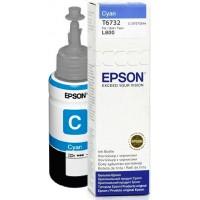 Чернила Epson L800, Cyan, 70г., C13T67324A