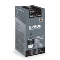 Чернила Epson M100/ M105/ M200, 140 мл, Black pigm., C13T77414A